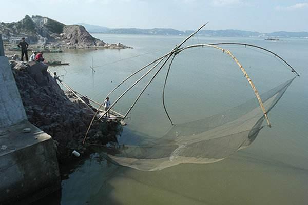 最古老的捕鱼工具和最先进的捕鱼工具