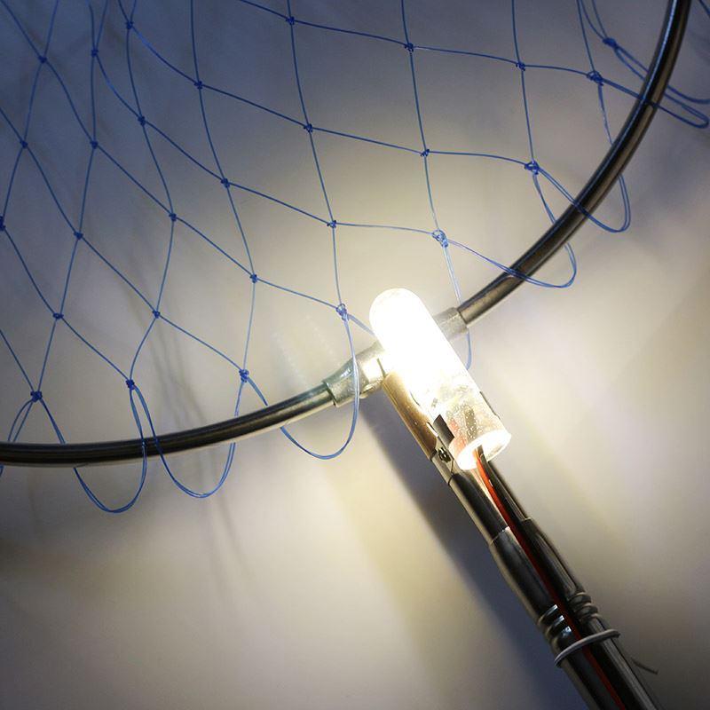 深水用防水防雨强光钓鱼led灯价格-大功率捕鱼专用led灯头下水灯